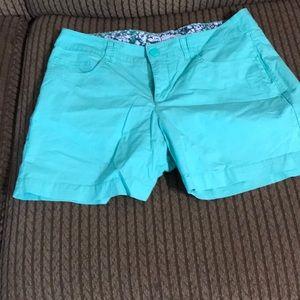 Womans Lee shorts
